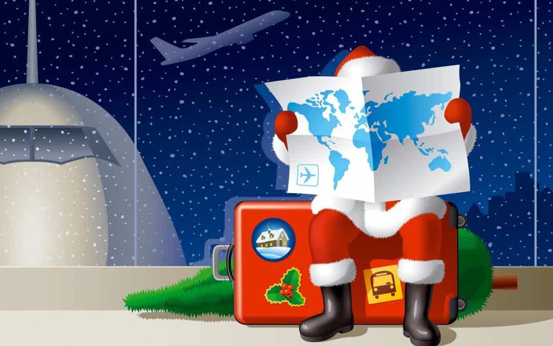 Six Ways To Sail Through The Airport This Holiday Season