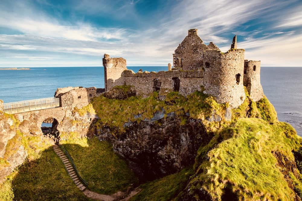 Top Ten Castles in Ireland