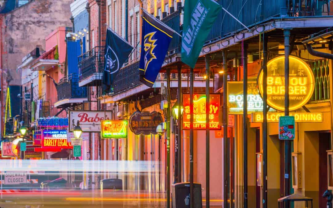 New Orleans with Friends – Tips to Enjoy the Big Easy